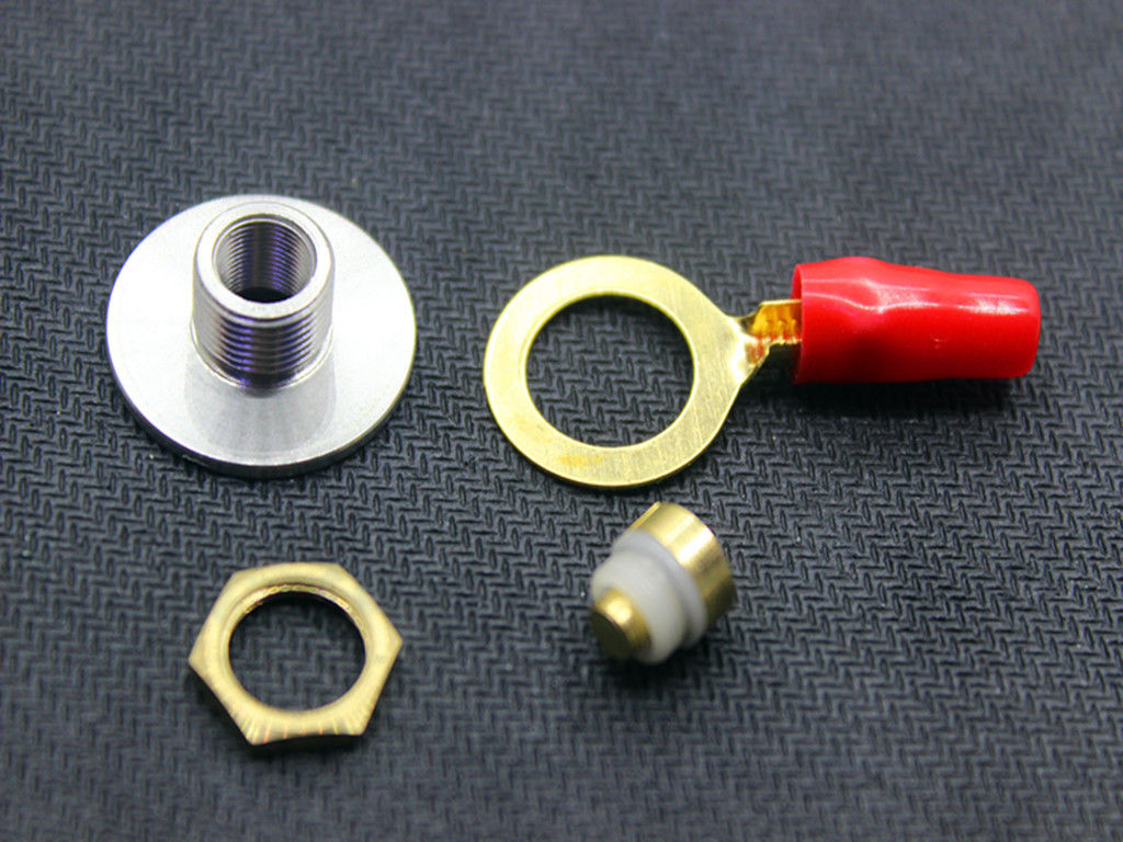 Low Profile Spring Loaded 22 mm 510 battery Connector [22 mm
