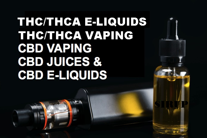Organic concentrates vape oils and distillates for E-Pens CBD
