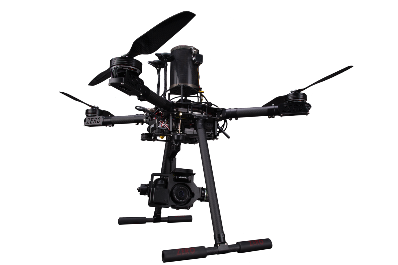 HighOne GEMINI dual-redundancy Pro Quad copter Zero UAV
