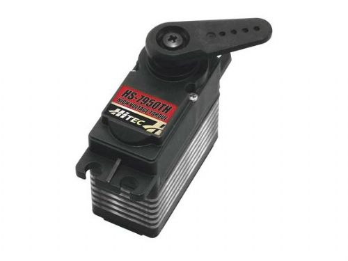 Digital High Voltage Torque Servo Hitec 68g/ 35kg /.13 sec Digil