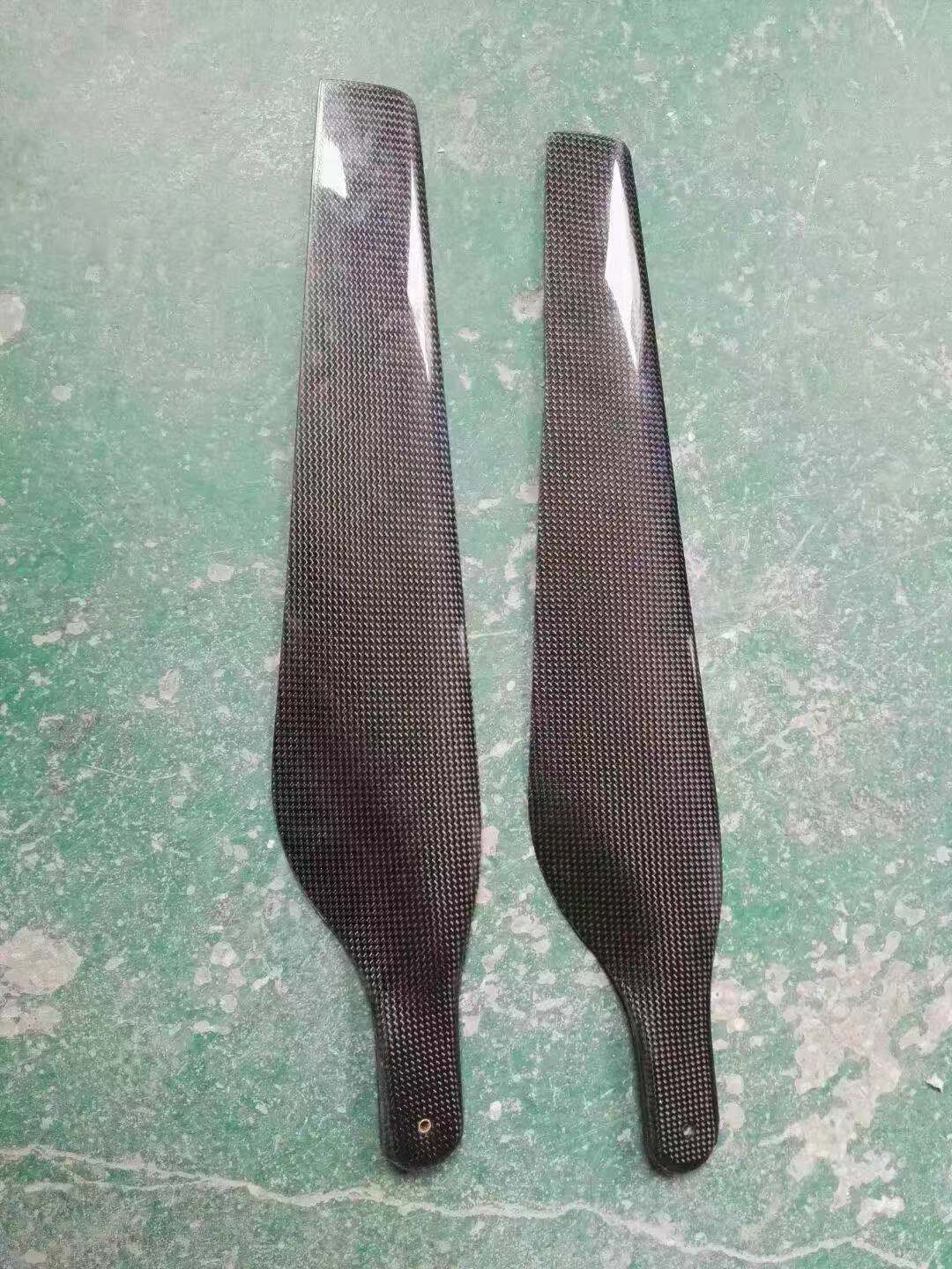 33x12 full size fold able carbon fiber prop CW CCW pair