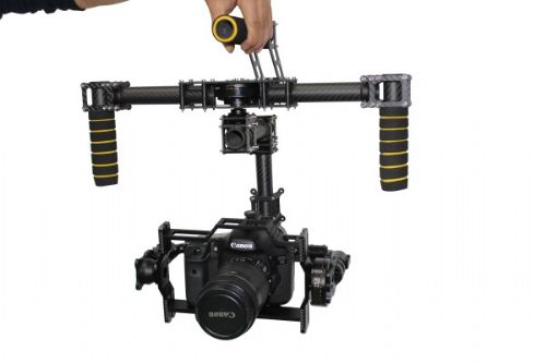 Came 7800 3-Axis Camera Brushless Gimbal for Canon 5D2 Kit