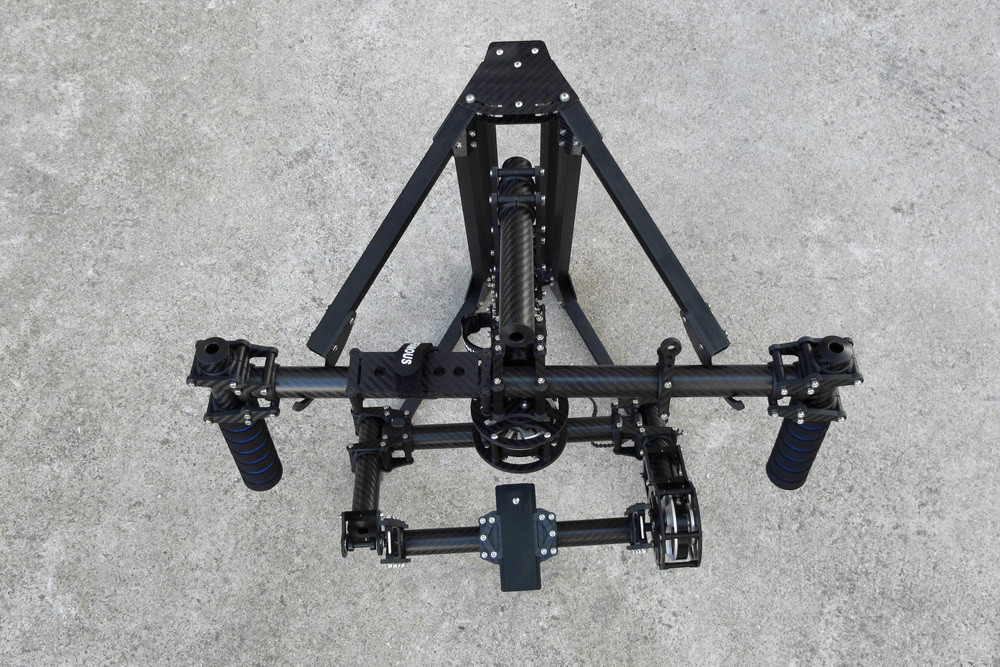 foldable Handle brushless Gimbal stands
