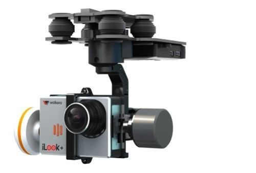 G-3D Brushless 3 Axis Camera Gimbal for Gopro iLook Camera FPV