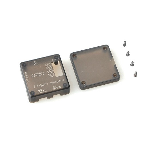 CC3D Flight Controller Plastic enclosure