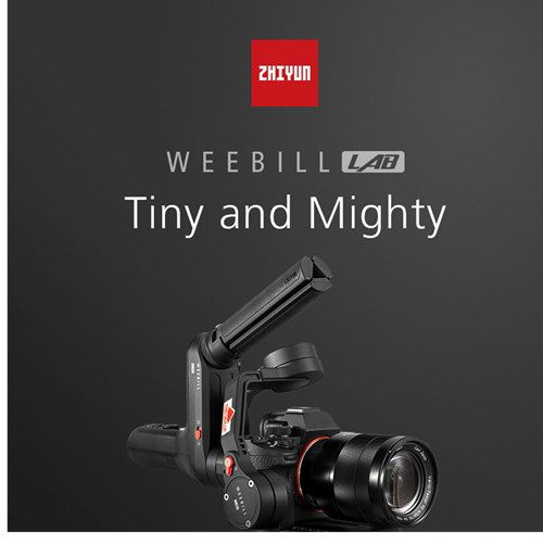 ZHIYUN 3Axis Stabilizer for Mirrorless Cam Image Transmission