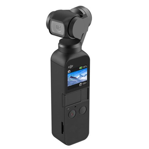 DJI Osmo Pocket 3-axis stabilized handheld camera