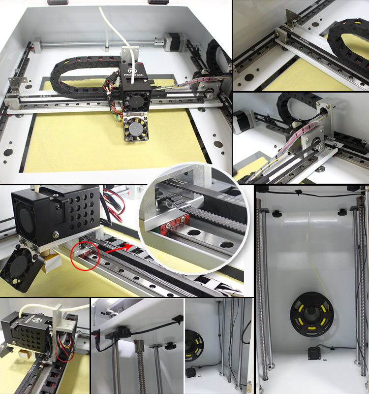 MINGDA 3D printer Glitar 6S