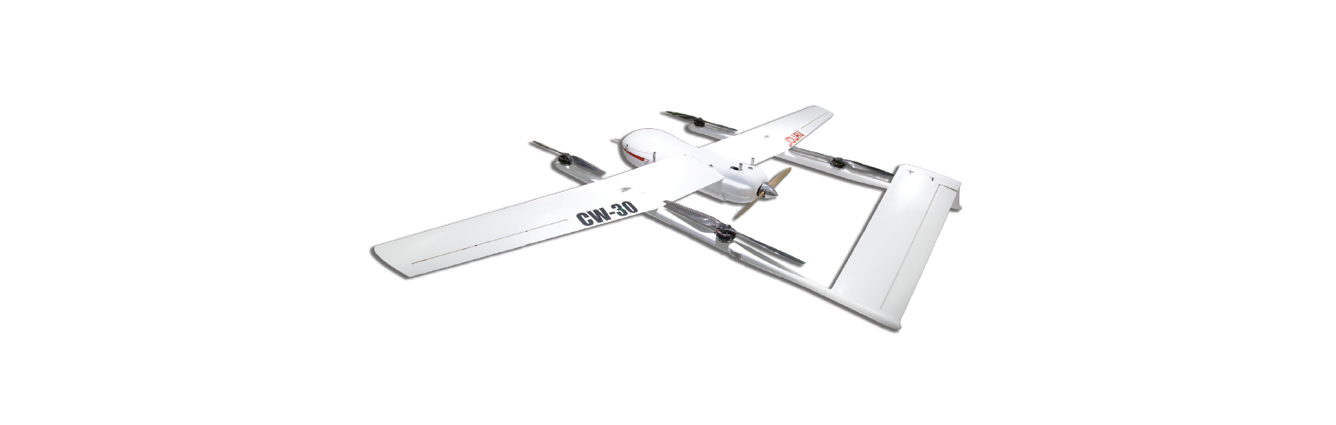VOLT Fixed Wing Air Craft hybrid electric 6hours flight time