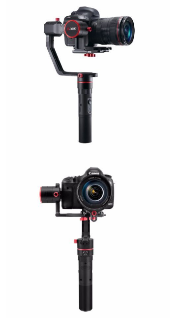 Feiyu A2000 3-Axis Gimbal Handheld Stabilizer for Mirrorless DSL