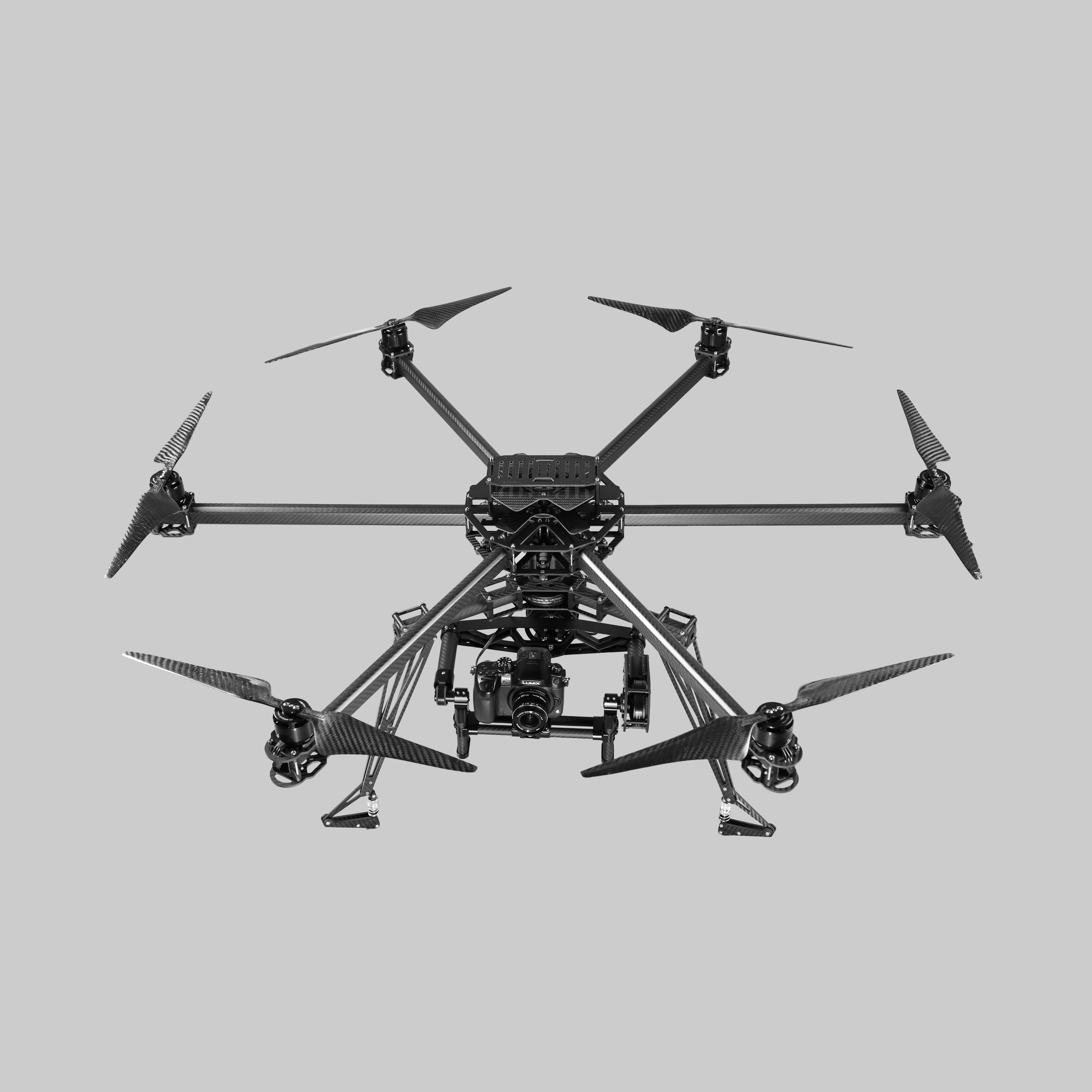 Hexcopter RC Multicopter fpv with Proffesional Cinestar system