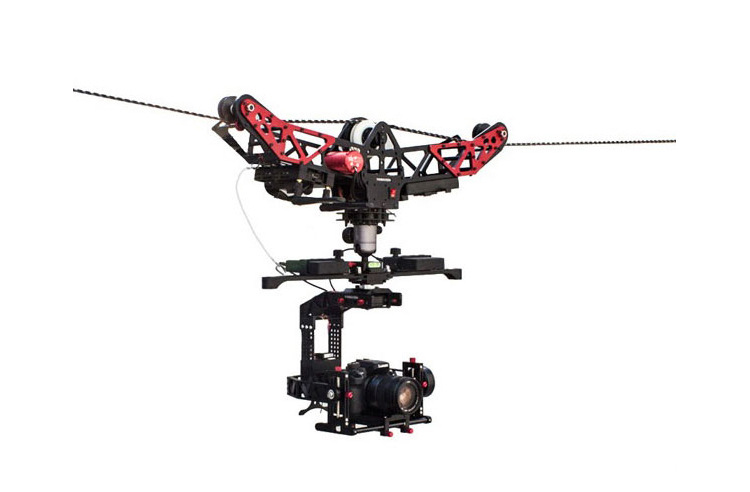 Cable cam wirecam BGC gimbal cable rig up to 10kg payload